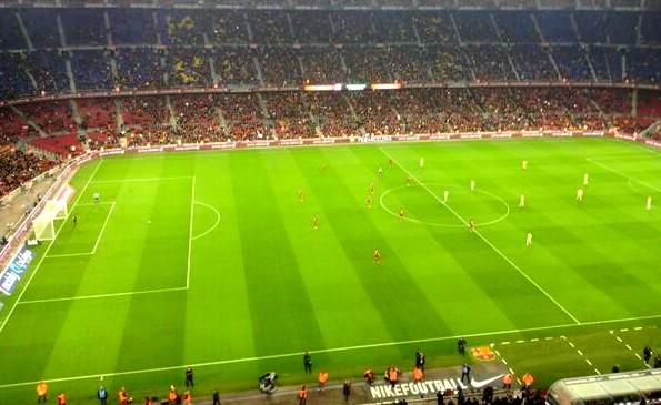 Festival du Barça contre Getafe ! - Fc-Barcelone.com