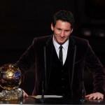 Messi, Neymar et Ronaldo, finalistes ! - Fc-Barcelone.com