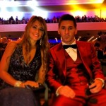Ronaldo devant Messi - Fc-Barcelone.com