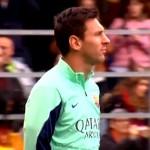 Messi est blessé depuis Barça-City - Fc-Barcelone.com