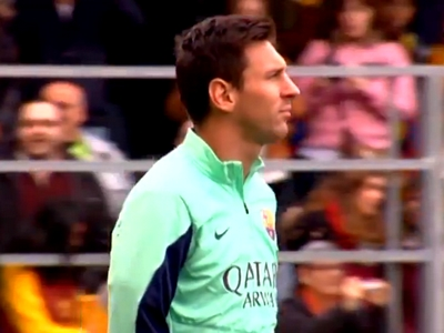 Messi, déjà 40 buts au compteur - Fc-Barcelone.com