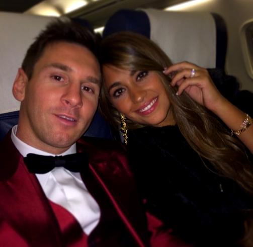 Messi de retour à Barcelone - Fc-Barcelone.com
