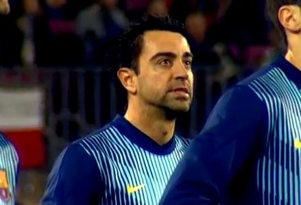 700 matchs pour Xavi - Fc-Barcelone.com