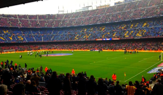Les joueurs sont restés muets - Fc-Barcelone.com