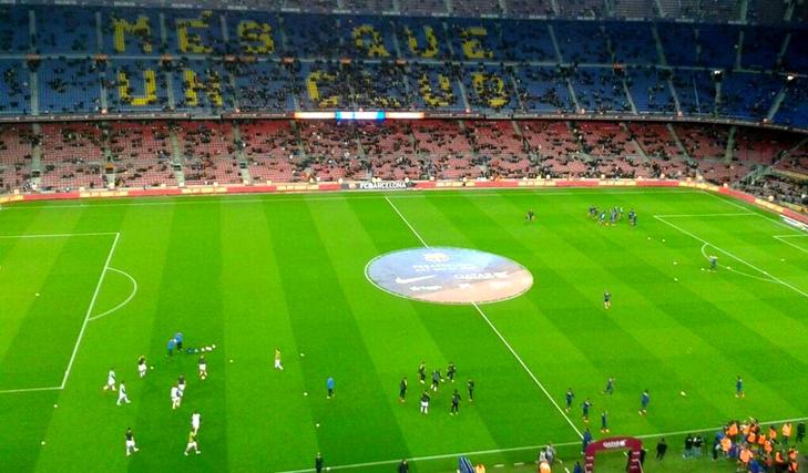 Prochain match le 18 octobre - Fc-Barcelone.com