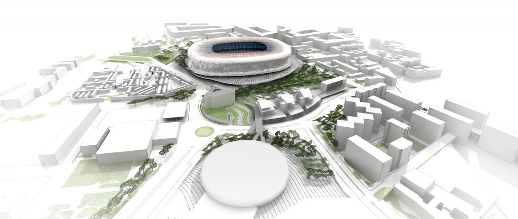 Le nouvel Espace Barça - Fc-Barcelone.com