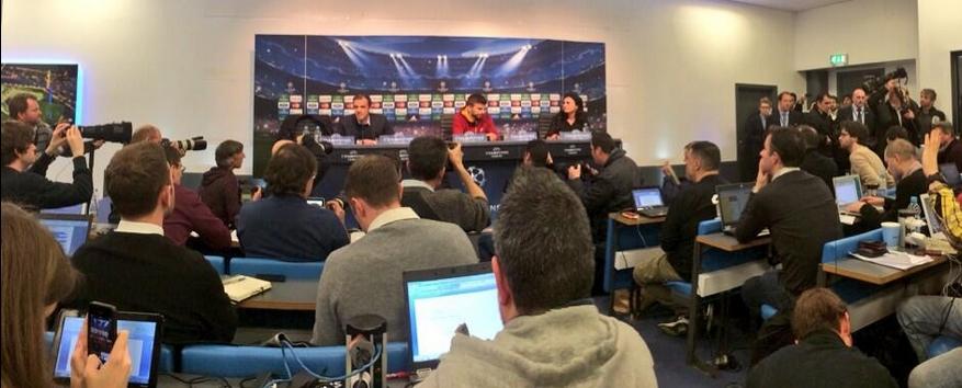 Piqué: «Les sensations sont bonnes» - Fc-Barcelone.com