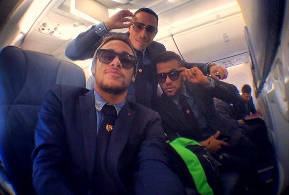 Neymar convoqué contre le Rayo - Fc-Barcelone.com
