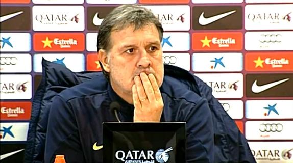Martino: «On doit se battre pour la Liga» - Fc-Barcelone.com