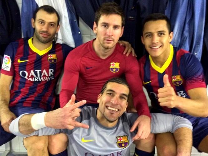 En finale de la Coupe ! - Fc-Barcelone.com