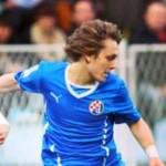 Halilovic en action - Fc-Barcelone.com