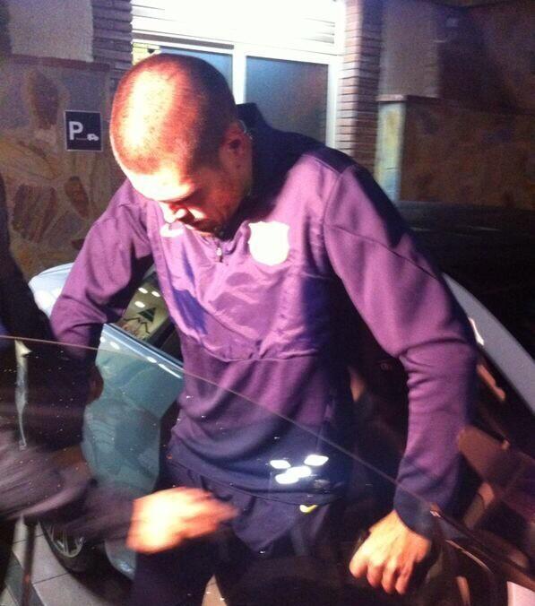 Valdés opéré avec succès - Fc-Barcelone.com