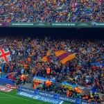 Belle ambiance au Camp Nou - Fc-Barcelone.com