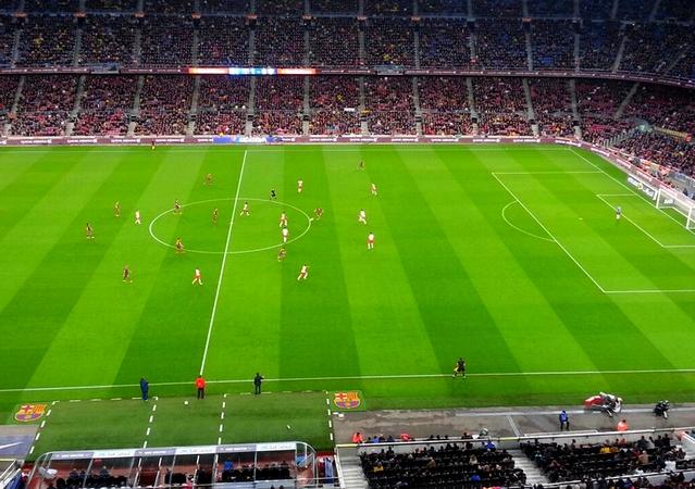 Le Barça assure l'essentiel contre Almeria - Fc-Barcelone.com