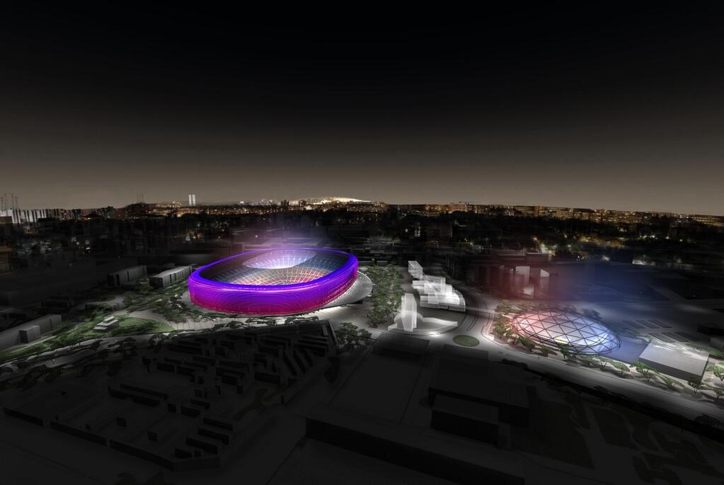 Le nouveau Camp Nou - Fc-Barcelone.com
