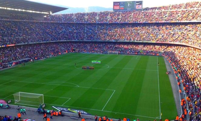 Le Barça se balade contre Osasuna (7-0) - Fc-Barcelone.com