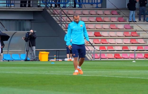 Dernier entraînement avant Osasuna - Fc-Barcelone.com
