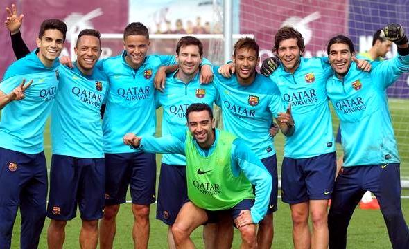 Le Clasico se prépare - Fc-Barcelone.com