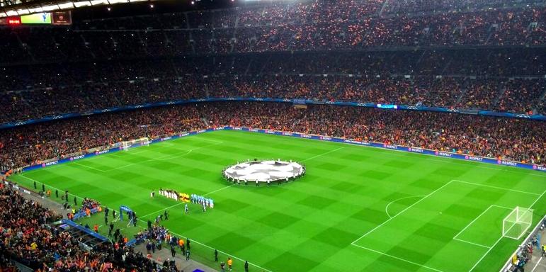 Le Barça en quarts de finale ! - Fc-Barcelone.com