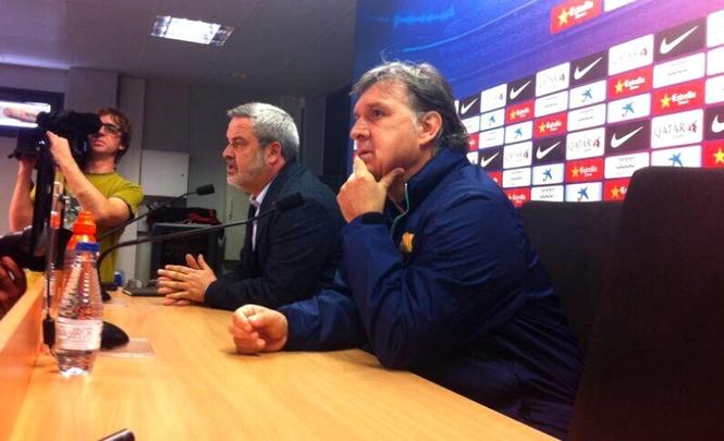 Martino: «La dernière opportunité» - Fc-Barcelone.com