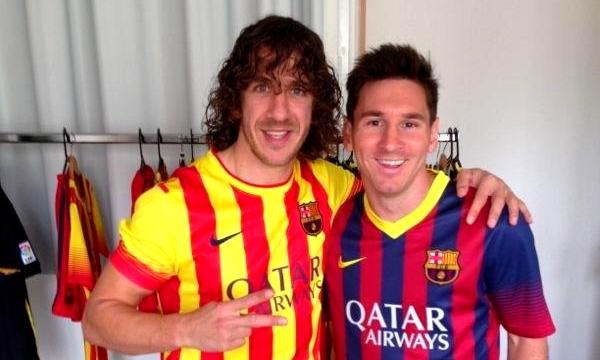 Messi: «Puyol va nous manquer» - Fc-Barcelone.com
