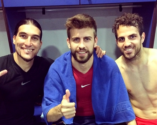 Prêts pour la finale ! - Fc-Barcelone.com
