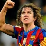 Le but de Puyol face au Real - Fc-Barcelone.com