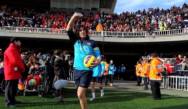 Officiel: Puyol quitte le Barça - Fc-Barcelone.com