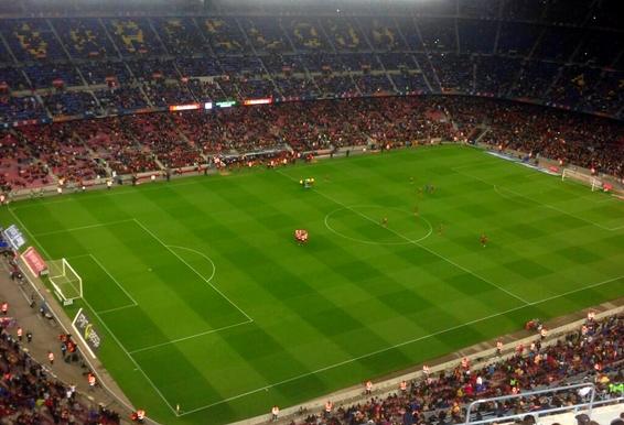 Le Barça reste en vie - Fc-Barcelone.com
