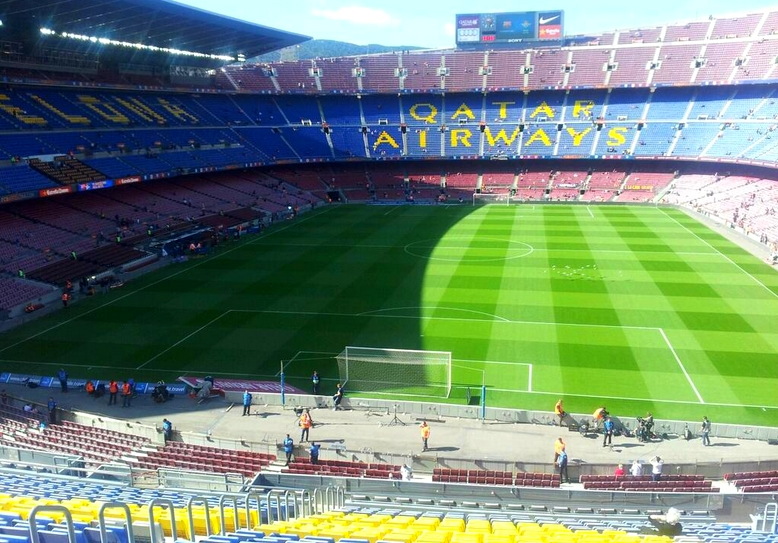 Trois points décisifs au Camp Nou - Fc-Barcelone.com
