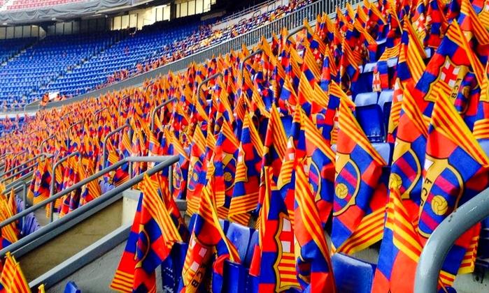 Le Barça méritait mieux au Camp Nou - Fc-Barcelone.com