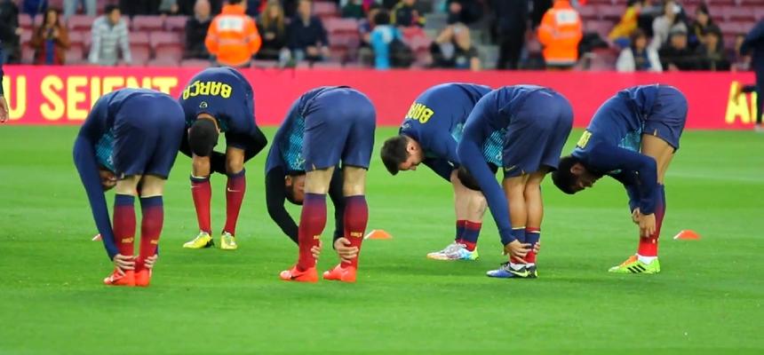 Les entraînements ont repris - Fc-Barcelone.com