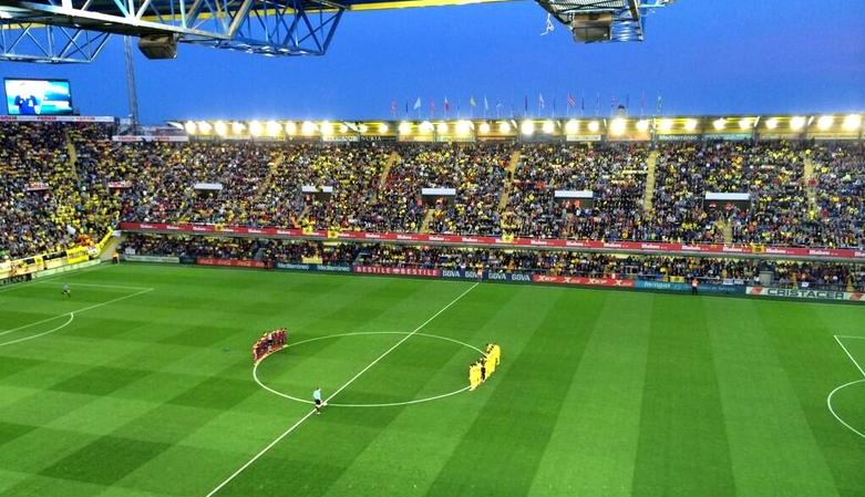 Folle «remontada» au Madrigal - Fc-Barcelone.com