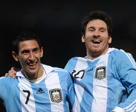 Di Maria: «Messi va bien» - Fc-Barcelone.com
