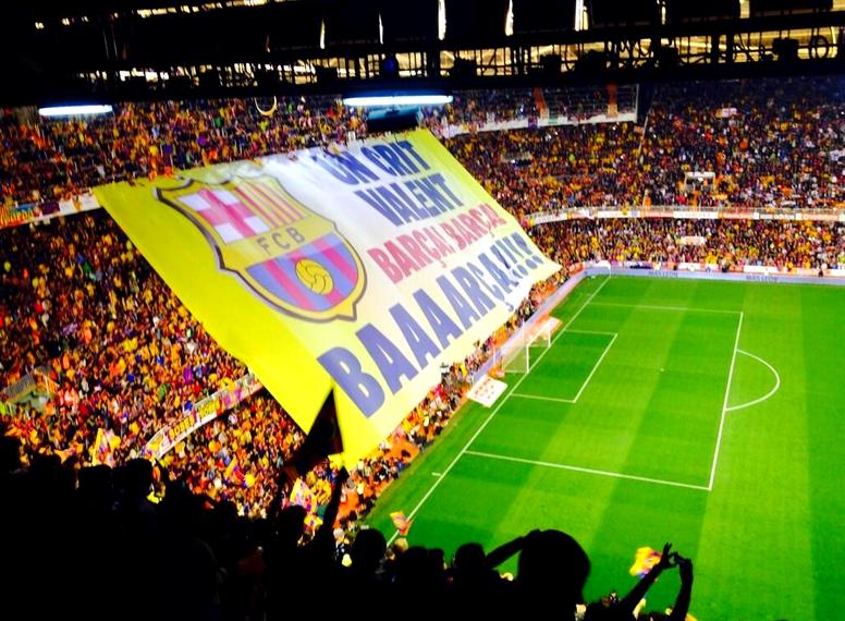 Valence-Barça en demi-finales - Fc-Barcelone.com