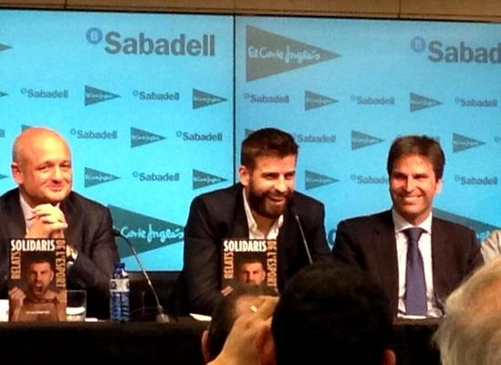 Piqué: «Aller de l'avant !» - Fc-Barcelone.com