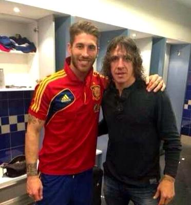 Le Real avec Ramos mais sans Ronaldo - Fc-Barcelone.com