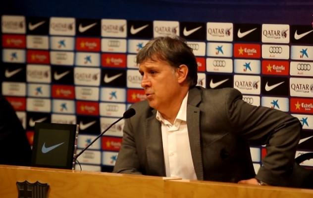 Martino: «Ce sera un match complexe» - Fc-Barcelone.com