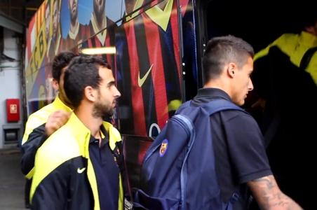 Les coulisses de Barça-Atlético - Fc-Barcelone.com