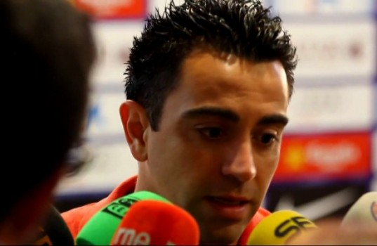 Xavi, revirement de situation ? - Fc-Barcelone.com