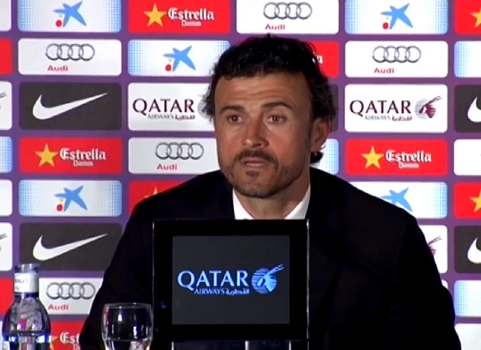 Luis Enrique: « L'Athletic m'inquiète » - Fc-Barcelone.com