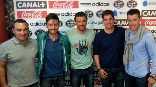 Luis Enrique annonce qu'il quitte le Celta - Fc-Barcelone.com