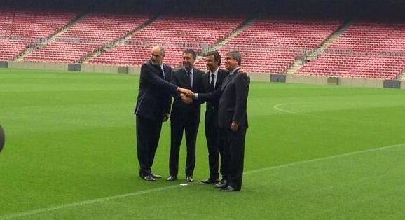Luis Enrique a signé son contrat - Fc-Barcelone.com