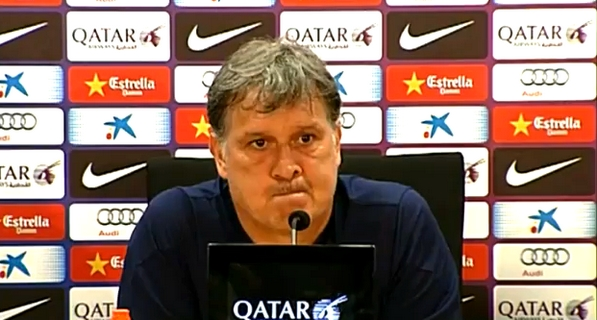 Martino: « On y croit » - Fc-Barcelone.com