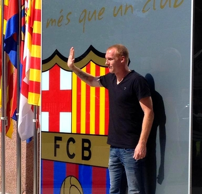 Mathieu incertain pour Bilbao - Fc-Barcelone.com