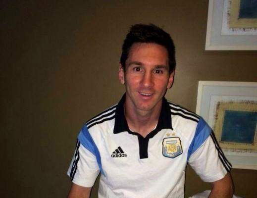 Messi sans Mondial - Fc-Barcelone.com
