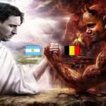 L'Argentine élimine les Diables - Fc-Barcelone.com