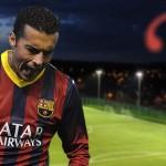Pedro proche de Manchester Utd - Fc-Barcelone.com