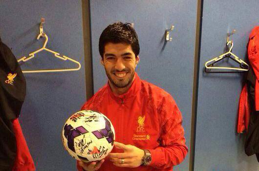 Accord avec Liverpool pour Suarez ? - Fc-Barcelone.com
