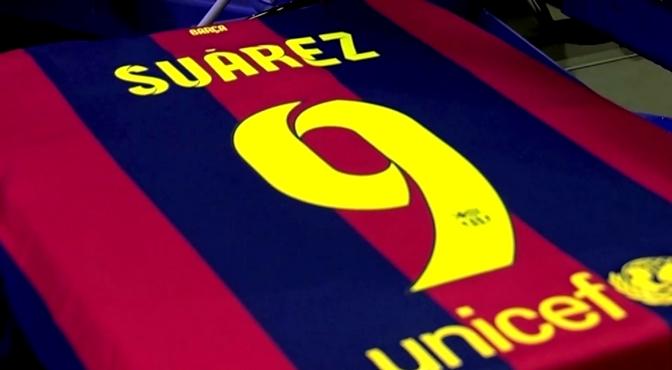Suarez jouera le Gamper - Fc-Barcelone.com